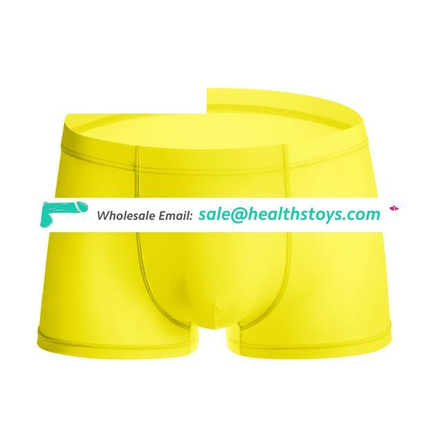 Acrylic Stretchable Compression Boxer Brief One Set, Assorted Colors