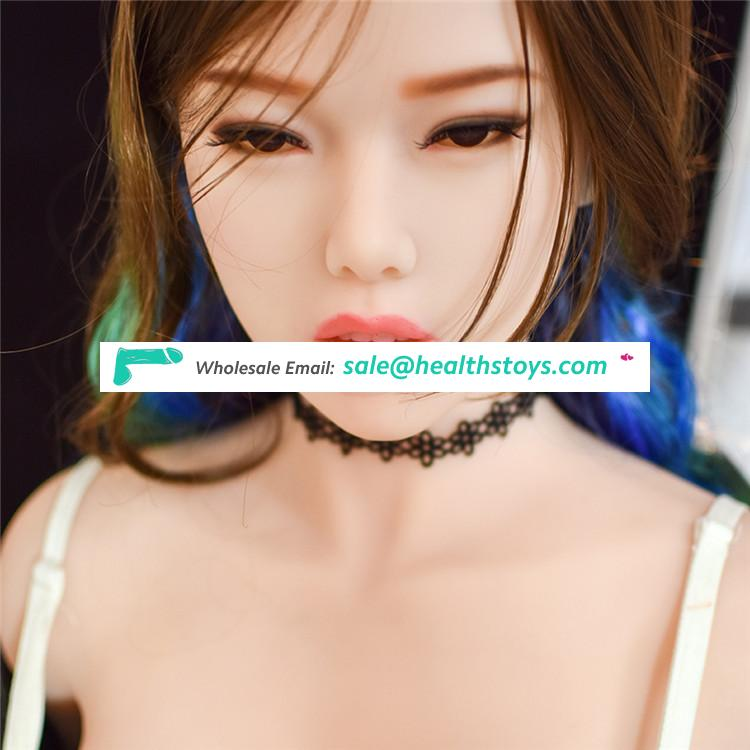 Japanese 165cm  Love Doll Body 3D Realistic Small Breast Real Doll TPE Torso For Men