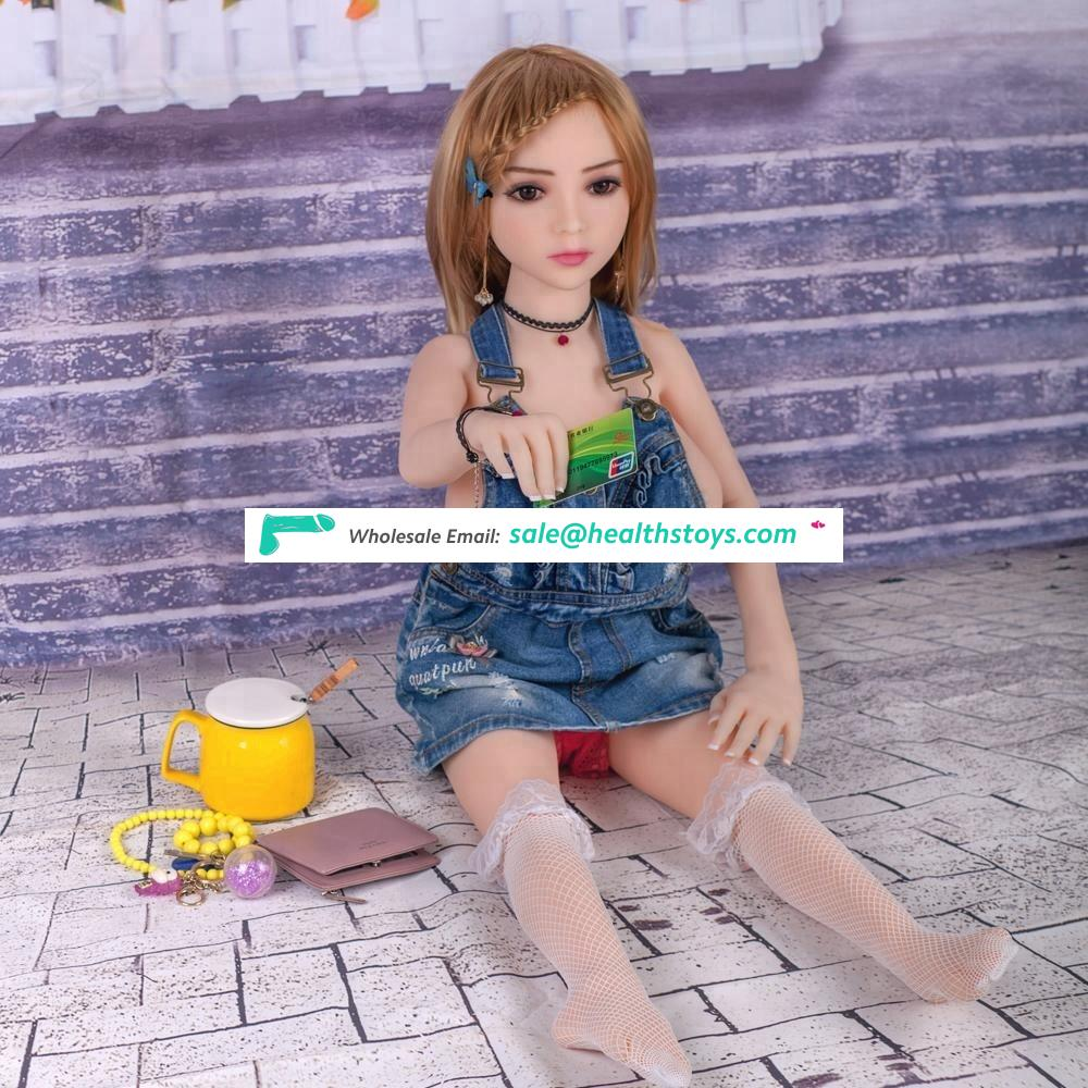 TPE Silicone Young Girl entity used sex Adult Toys love dolls sale