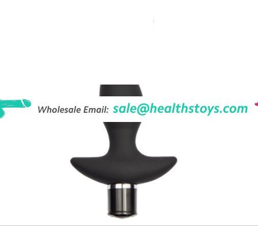 Wholesale Rosyland Anal Butt Plug Sex Toys Vibrating Anal Plug Silicone Made Cheap Price Anal Plug Ass Toys