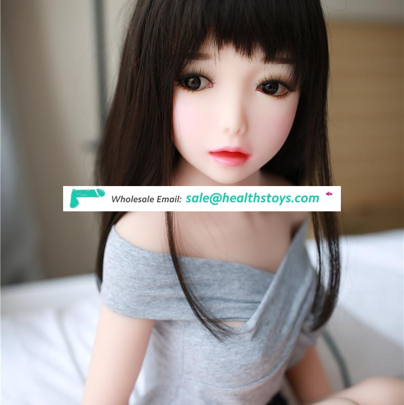 real Sexy doll love muscle man