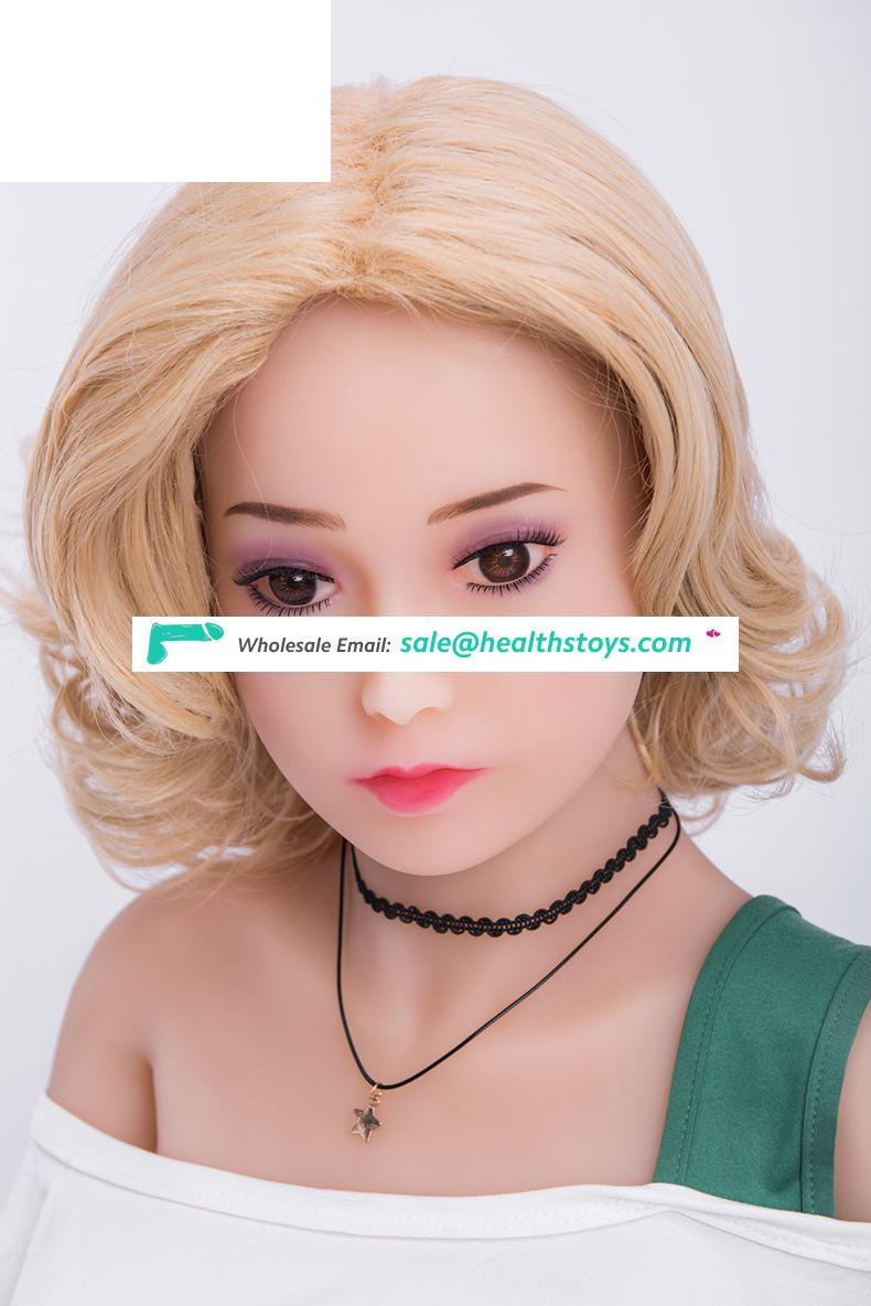 2019 TPE Big Breast Sex Doll Realistic Oral/real Silicone Vagina Sex Toys