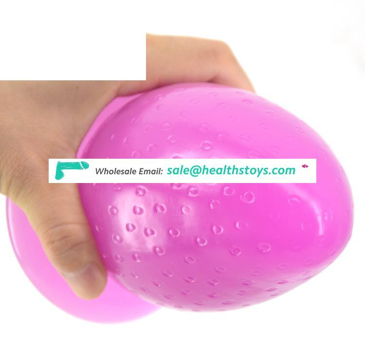 5'' FAAK 059 Amazon Hot Sale Wholesale Erotic Toys Strawberry Sex Toy Anal Plug Faak Fetish Butt Plug Toys Sex Adult For Women