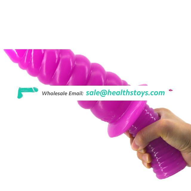 FAAK Adult Sex Toys Health and Soft PVC Material with  Realistic Skin Touch  Dildos for Women