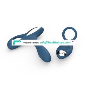 10 Vibration Modes Top-Grade Usb Silicone Vibrating Cock Ring