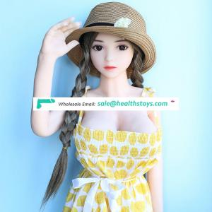100cm Mini Silicone Loli Sex Doll for Men with the Normal Temperature of the Human Body