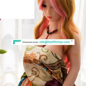 105cm Good Quality Flesh Color Plump Big Breast Sexy Products Sex Doll For Adults
