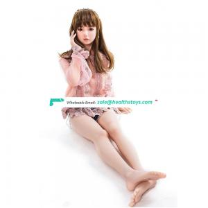 115cm On Amazon Hot Sale Young Sexy  Chinese Silicone Sex Doll for man