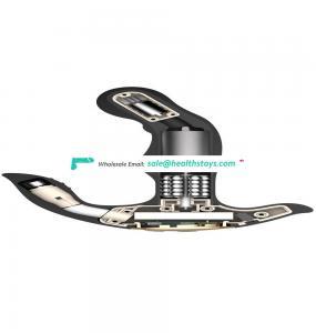 12-speed Prostate Massager Waterproof Male Vibrator Orgasm Masturbation Device