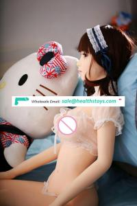 125 CM Best Sale Japanese Sex Girl Sex Love Doll With Small Breast  For Male Masturbator