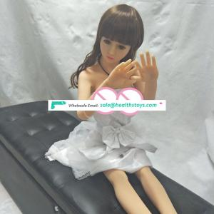 128cm Sex Doll for Men Toys Small Breast Japanese Mini Full Solid Love Doll Silicone Lifelike Sex Doll for Men