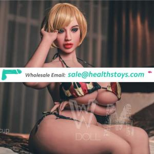 150cm  Europe USA young big breast real sex doll with full skeleton silicone dolls