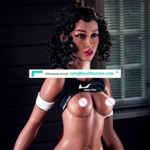157cm lifelike cheap silicone oral sex doll with 3 holes