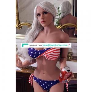 158cm Real Silicone Dolls Robot Japanese Anime Full Love Doll Realistic Toys For Men Big Breast