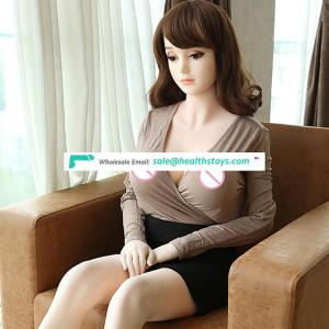 158cm real full size silicone sex doll