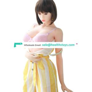 165cm Japanese Girl Sex Doll With Big Boobs 3d Realistic Entity Medical Tpe  For Men
