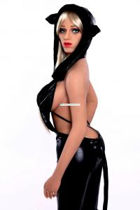 165cm New arrival thick sex doll realistic used sex doll