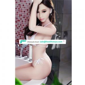 165cm Real Silicone Dolls Robot Japanese Anime Adult Love Doll Realistic Toys For Men Small Breast Doll