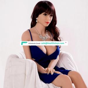 168cm Realistic with Huge Boobs Sex Doll Toy