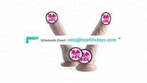 18.5cm Vibrator for Surprising Christmas Gift Mini Wand Massager Huge Cock  Dildo