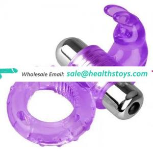 2017 Wholesale Hardware Ion Energy Power Sex Toy Rabbit Vibrating Big Size Boys Gay Cock Ring