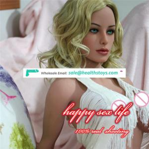 2018 NEW 150cm lifelike figured full silicone sex doll for men dropshipping