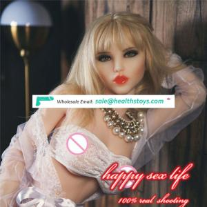 2018 NEW Miyuki 145cm L cup big breast ass Korea Japanese love real full silicone sex doll for men