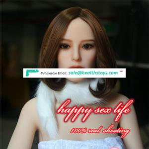 2018 NEW Olivia 165cm American face big butts ass silicone real sex doll for men