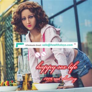 2018 Newest 170cm realistic china big breast silicone sex doll big breast for men
