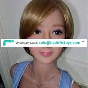 2018 new lifelike 156cm normal breast China cheap real little girl sex doll sex for men