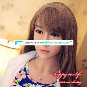 2018 newest 165cm Shanghai European sexy fat butt mature woman sex doll for men