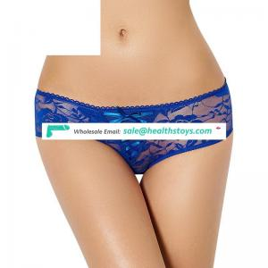 2018Hot sell new designs open crotch panties