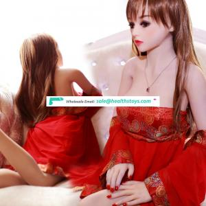 2019 Hot Sale Chinese Young  18 Sex Love Doll for Male Oral Pussy Anal Toy