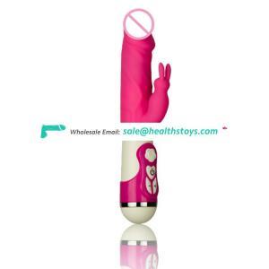 22.5X3 cm Sex Toys Women Rabbit Vibrator Dildo Clitoris Dildo Vibrator