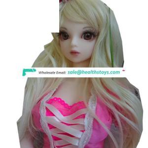 65cm Mini Size Full Medical Silicone Entity Doll Adult Sex Toys Male Masturbation Sex Doll