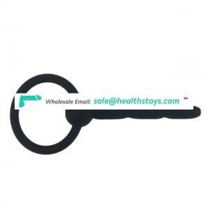 7.5cm Silicone Urethral Sound Penis Plug Stretching System Penis Sound Urethral Dilators Plug