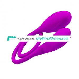 7 Frequency 2 heads jump eggs vibrator G-spot vagina massager