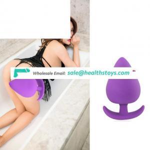 Adult Butt Plug Toys Massager Plug Stimulation Anus- Silicone Type