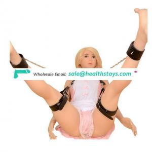 Adult Games Tool Thigh Slings Open Legs Slave Fetish Bondage Bed Restraints Erotic Toys For Couples