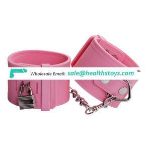 Adult Toys Fetish Harnesses Bondage Kit Full Silicone Handcuffs Tool Hand Cuffs Wrist Restraint Slave