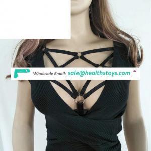 Amazon Hot Harness Bra Women Punk Cage Bralette Cupless Bra