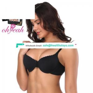 Asian paypal accept wholesale women adjustable cleavage push up bra