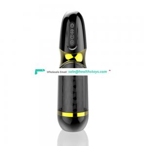 Automatic Male Aircraft Cup Intelligent Telescopic Rotary Masturbation Device