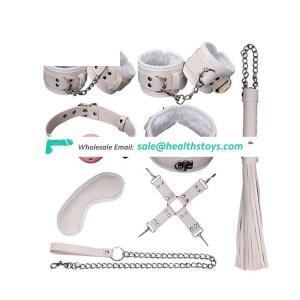 BDSM games Slave sex toys erotic Handcuffs Anklet Set for couples