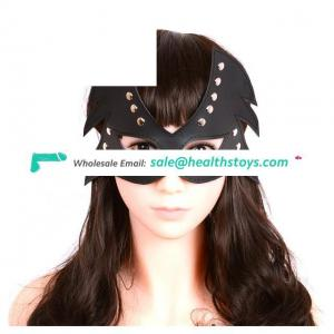 Bat Mask For Masquerade Ball Halloween Leather Party Mask
