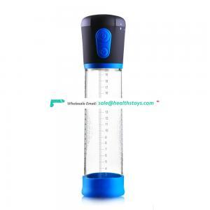 Best Selling Enlarger Penis Pump USB Rechargeable Vacuum Pump For Men