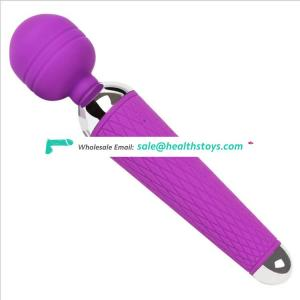 Best Selling Silicone Women Sex Toys Rubber Silicone AV wand massager Vibrator