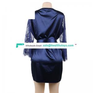 Blue women nightwear custom pajamas from china wholesale