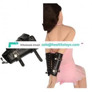 Bondage Arm Binder Fetish Glove Triangle Arm Tightened Body Restrain Tool For Couple