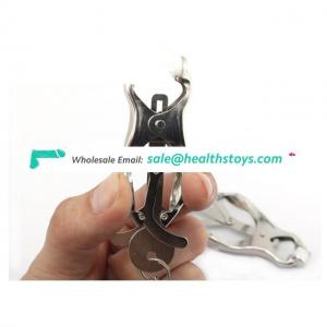 Breast Clips Nipple Clamps Couple Toys For Adult Games Stimulator